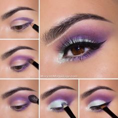 cool 20 Easy Purple Smokey Eye Makeup Tutorial Check more at www. cool 20 Easy Purple Smokey Eye Makeup Tutorial Check more at www.ciaobellabody… cool 20 Easy Purple Smokey Eye Makeup Tutorial Check more at www. Smokey Eye Makeup Tutorial, Eye Makeup Steps, Makeup Tips, Makeup Tutorials, Makeup Ideas, Makeup Pictorial, Makeup Products, Makeup Lessons, Beauty Products