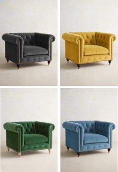 The perfect chair #anthroregistry