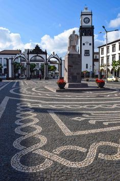 Ponta Delgada - Azores, Portugal  #travel #islands #azores #portugal