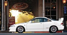 1997 Honda Integra Type-RR - Family Affair via Import Tuner #Rvinyl loves #Acura #Cars   See more about Families.
