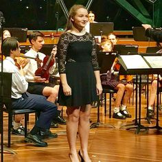 Never get tired of listening to you @sophiawasley . 30 days overseas with you wasn't enough time. #autumnconcert2017 and of course who does t live Mozart's  Marriage of Figaro. #marriageoffigaro #autumnconcert2017 #mozart #mozartmarriageoffigaro