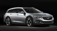 Buick Thinks Regal Wagon Will Exceed Expectations In U.S. #news #Buick
