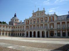 Aranjuez - Palacio Real - Fachada