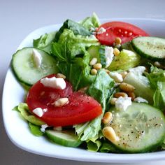 RD Tip of the Day : 10 Simple Satisfying Salads - Caprese Salad