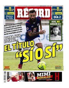 México - RÉCORD 8 julio del 2015