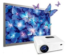 Main Features:With analog TV interface lumen with contrast ratio for clear ,sharp x HDMI input ports and 2 x USB ports: Presentatio Projector Hd, 3d Tvs, Cinema Theatre, Home Theater Projectors, Phone Plans, 3d Home, Video Home, Home Cinemas, Home Entertainment