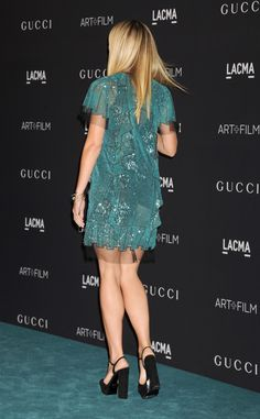 Gwyneth Paltrow arrives at the LACMA 2015 Art+Film Gala Honoring James Turrell And Alejandro G Inarritu, Presented By Gucci at LACMA on November 7, 2015 in Los Angeles, California.