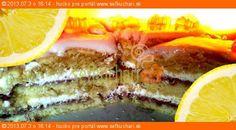 Citronová piškóta, citrónová plnka, citrónová poleva. Už len citrón je citrónovejší :-) Tento recept Vám dáva do pozornosti: Šéfkuchári.sk