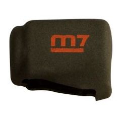 protective boot with m7 logo