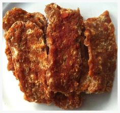 Buffalo Chicken Jerky | fastPaleo Primal and Paleo Diet Recipes