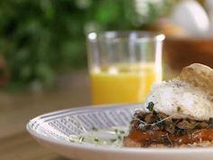 Muffin brunch Brunch, Pudding, Cheese, Breakfast, Desserts, Food, White Vinegar, Dressing, Vegetarische Rezepte