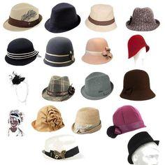 15 melhores imagens de Chapéus no Pinterest  cab7176256f