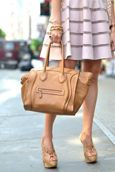 The ring... The bracelet... The purse... The bag... The shoes!   { Couture /// In The Details