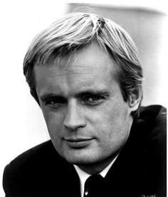 DAVID MCCALLUM  in the 60's ....now he plays Ducky on NCIS