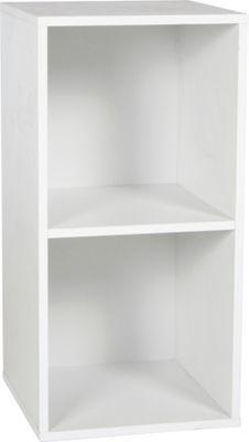 Buy Phoenix 2 Cube Storage Unit - White at Argos.co.uk, visit Argos.co.uk to shop online for Storage units, Children's toy boxes and storage