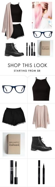 """Untitled #298"" by angelina-m101 ❤ liked on Polyvore featuring Muse, Boohoo, Avenue, Christian Dior and Sisley"