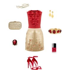 Ruby Glitterati, created by laura-hurt-corley.polyvore.com