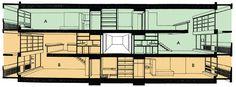 marseille corbusier section | habitation corbusier