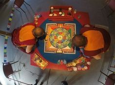 "Tibetan Buddhist monks constructing a ""Medicine Buddha'' for good karma #perfect #inspirationalquotes #quote #gratitude #love #dogood #begood #happiness #karma #goodkarma #badkarma #amazingkarma #instantkarma #happy #smile #happiness #love #inspiration #smile #instagood #bestoftheday #instadaily #beautiful #followme #amazing #instalike #friends #instamood"