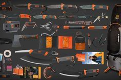 www.uberprepared.com - Track down lots of effective survival gadgets, tools, tactics and guides to help you survive!