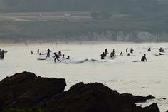 Fotos Atrevidas Brasil,España: LA TIERRA DEL SURF EN PANTÍN Y DISFRUTAR DE LA… Beach, Water, Outdoor, Brazil, Surfing, Destinations, Places To Visit, Earth, Viajes