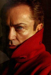 Udo Kier - yes he's German, but he works a lot with Lars von Trier