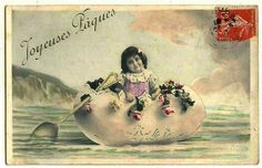 """french easter theme 
