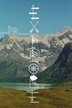 On-wander-postcard-art-illustration-LIZ-SCHAEFFER
