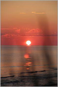 Sunrise on Prince Edward Island, Canada