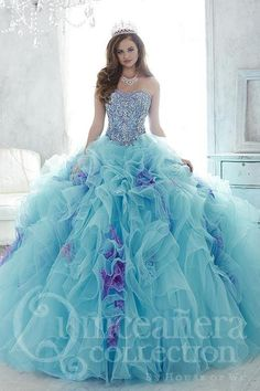Quinceanera Collection 26804