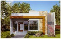 fachadas puerta de entrada moderna #fachadasmodernas