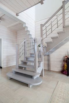 Для большой семьи: деревянный дом из бруса в Подмосковье | Свежие идеи дизайна интерьеров, декора, архитектуры на InMyRoom.ru