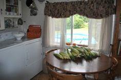 DSC_0287 White Pillow Cases, White Pillows, Pickled Corn, Beans And Cornbread, Tart Taste, Quart Jar, Ears Of Corn