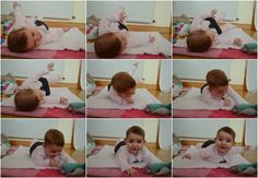 motricité libre l'expérience d'une maman avec sa fille de 7 mois