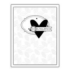 Card Sketch | Скетч для листівок #sketch #cardmaking #cardsketches Find more sketches for cards on http://cardmaking.com.ua/?page_id=239 | Знайдіть більше скетчів для листівок за адресою http://cardmaking.com.ua/?page_id=239