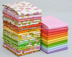 Briar Rose with Solids 32 Half Yard by Heather Ross for Windham Fabrics COMPLETE