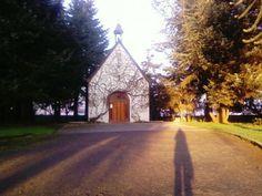 Santuario Ayinrehue Cenáculo, Corazón del Padre, Temuco, Chile #Schoenstatt