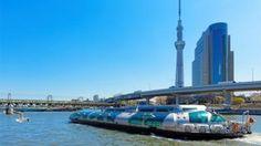 Let's sightsee around Tokyo on water-bus while enjoying gracious boat ride! - Japan Tourism [Oshiete! goo]