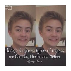 aw jack j smile is perf he is such a cutie i want to wrap his face tight in my arms and squeeze him