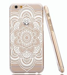 iPhone 6 Case, Hundromi(TM) Plastic Case Cover for Iphone 6 Henna Ojibwe Dream Catcher Ethnic Tribal (For iPhone 6 4.7 inch Screen), http://www.amazon.com/dp/B00OCFCHSW/ref=cm_sw_r_pi_awdm_UJAdvb110VC5Y