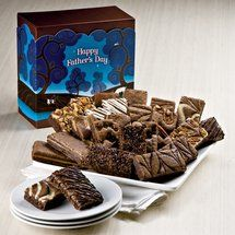 Father's Day Sprite Show Dad your gratitude this Father's Day with 12 flavors of snack-sized brownies. Chocolate Trifle, Decadent Chocolate, Chocolate Brownies, Mint Chocolate, Cookie Gift Baskets, Gourmet Gift Baskets, Cookie Gifts, Gourmet Desserts, Holiday Desserts