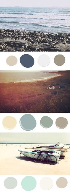 Refresh your space with these beachy hues!