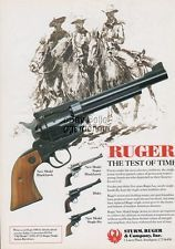 1990 Ruger Single-Six Revolver