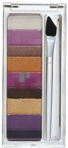 Physicians Formula Shimmer Strips Shadow & Liner, Pop Brown Eyes 7052