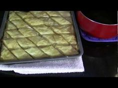Persian Food | Baklava a Traditional Persian dessert