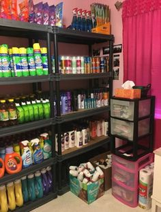 Home Organisation, Coupon Organization, Life Organization, Organizing, Emergency Food Storage, Emergency Supplies, Couponing 101, Extreme Couponing, Stock Room