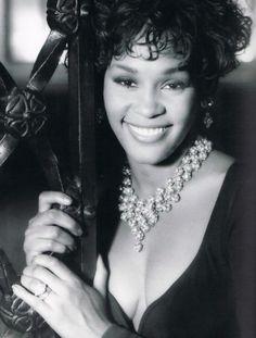 whitney black white. Plain Black Whitney Houston Inside Black White