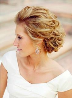 Hands down, my favorite up-do to wear and style on someone.