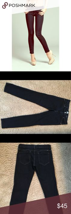 Guess Skinny Jeans No. 61 Excellent condition, only worn once.  Style is Guess No 1 the Skinny. Guess by Marciano Jeans Skinny