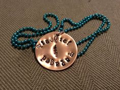 'Harry Potter Mischief Managed necklace' is going up for auction at  7am Thu, Sep 13 with a starting bid of $7.